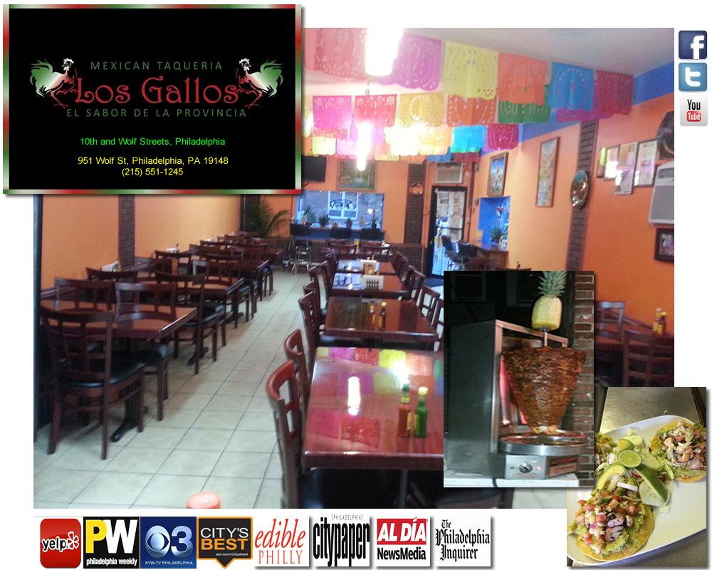 Los Gallos Mexican Taqueria